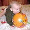 А мы играем с мячом!