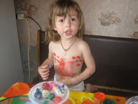 Детское творчество - рисование — фото 1