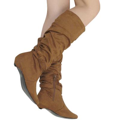 Замшевая обувь - классика стиля — фото 1