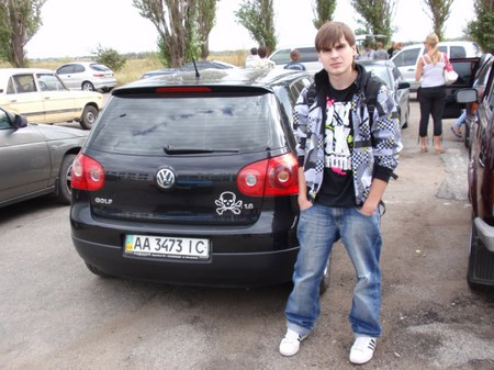 Моя машина - Volkswagen Golf — фото 1