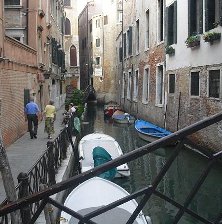 Мой отдых в Венеции — фото 1