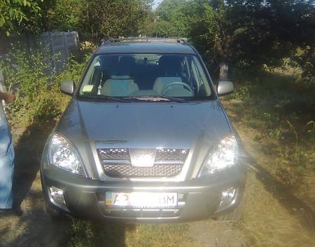 Авто для семьи. Chery Tiggo — фото 2