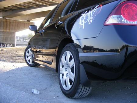 Honda Civic 4D — фото 3
