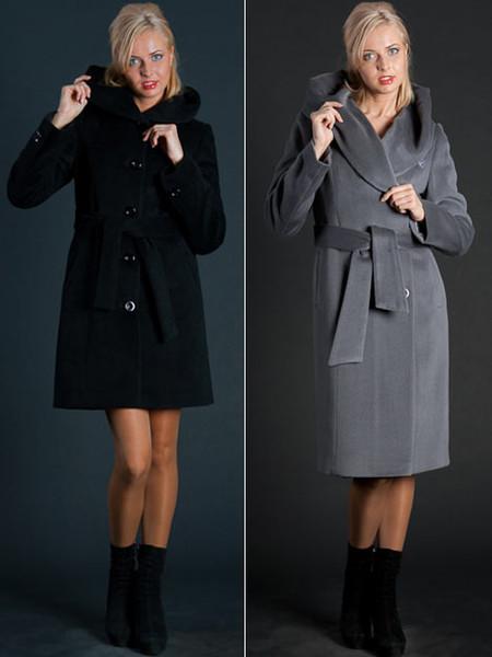 Пальто в стиле Коко Шанель — фото 3