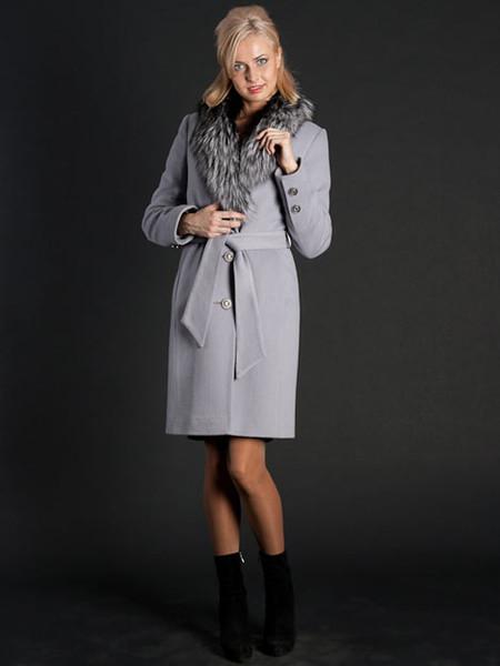Пальто в стиле Коко Шанель — фото 2