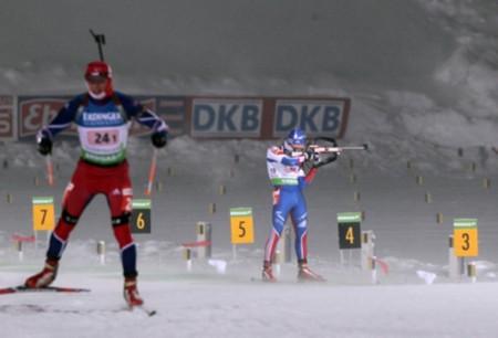 Победа у Швеции в женской эстафете, Россия — пятая — фото 1