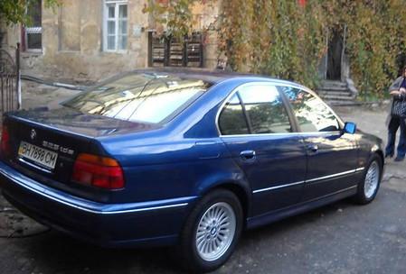 Моя машина - BMW 525 1998 г.в. — фото 1
