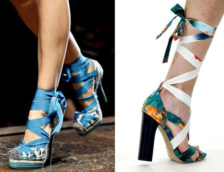 Модная обувь сезона весна-лето 2011 года — фото 3