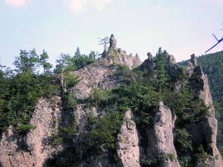 Скальные фигуры