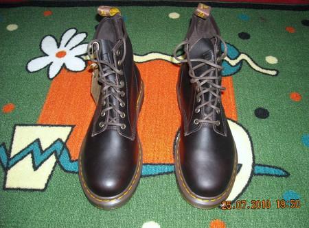 Ботинки Dr.Martens — фото 4