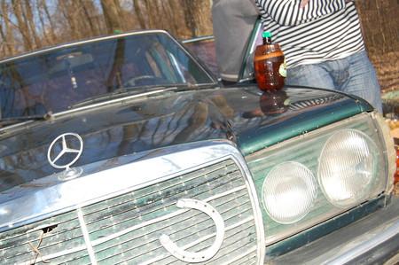 Мой раритетик - Mercedes-Benz 200 — фото 2