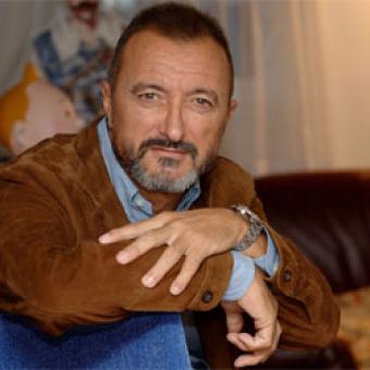 Учитель фехтования. Артуро Перес-Реверте — фото 1