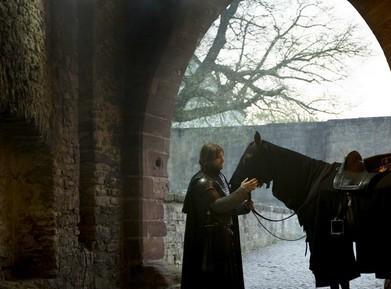 """«Темные» средние века представлены в картине как нельзя <a name=""""page-break""""></a> лучше, сплошная мрачность и серость."""