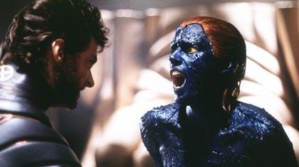 «Люди Х» — генные мутанты, представляющие собой новую ступень эволюции как человека, так и киноиндустрии
