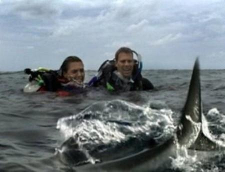 """(""""Открытое море"""", 2003, реж.Крис Кентис)"""