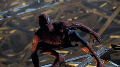 Человек-паук – стремительная сила и ловкость