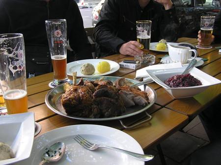 Пивной фестиваль в Мюнхене — фото 6