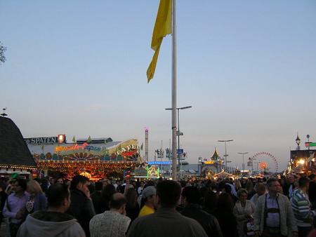 Пивной фестиваль в Мюнхене — фото 10