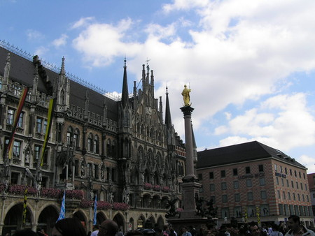 Пивной фестиваль в Мюнхене — фото 3