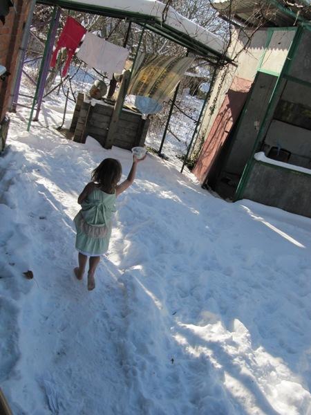 Закаливание для детей-необходимость. — фото 1