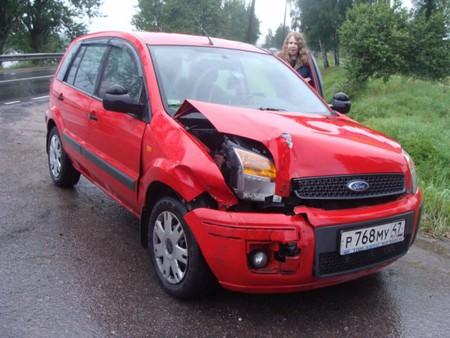 Ford Fusion - немецкий, всем он нужен)) — фото 2
