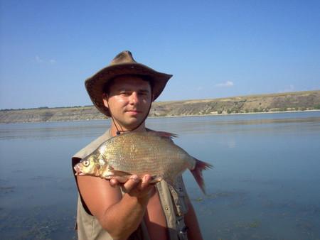 Рыбалка и отдых на Днестровском водохранилище — фото 7