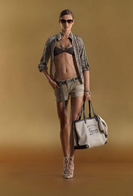 Стильные шорты от Gucci — фото 1