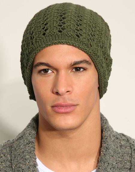 шапки вязанные мужские черные опт