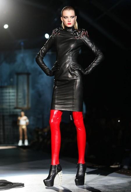 """Агрессивные туфли с каблуком """"позвоночником"""" от DSquared2 — фото 2"""