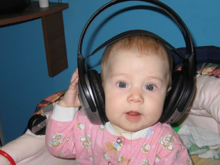 О раннем музыкальном развитии ребенка — фото 1