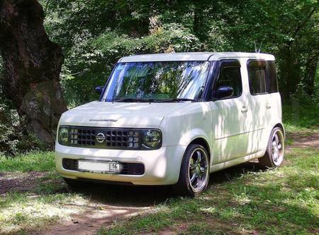 Nissan Cube, 2004