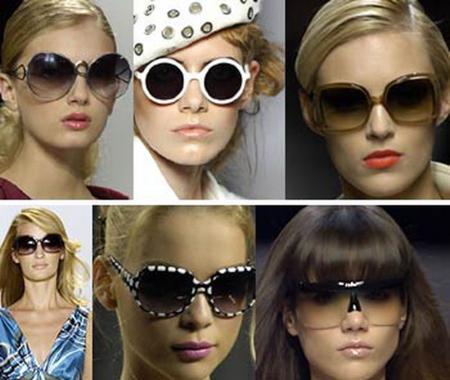 Стильные очки весеннего сезона 2011 — фото 1