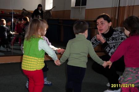 Школа раннего развития для детей 1,5 - 2,5 года — фото 1