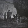 Иллюстрации Сальвадора Дали и Гюстава Доре к Божественное комедии Данте Алигьери