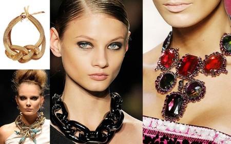 Модные тенденции 2011 года в мире бижутерии — фото 1