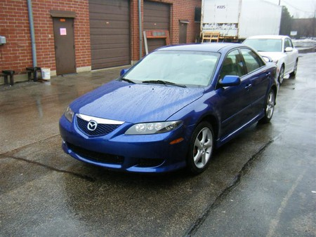 Mazda 6 — фото 1