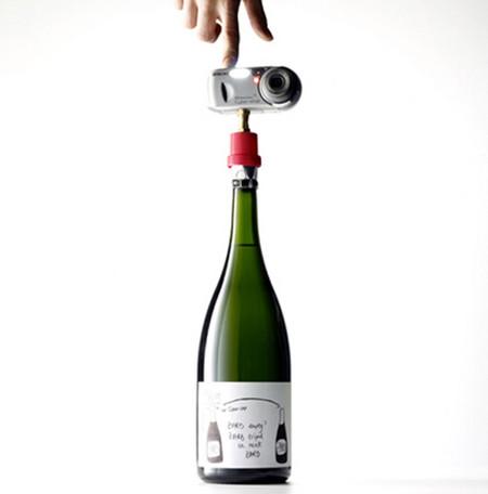 Залпом дизайна по обыденности зеленых бутылок! — фото 6