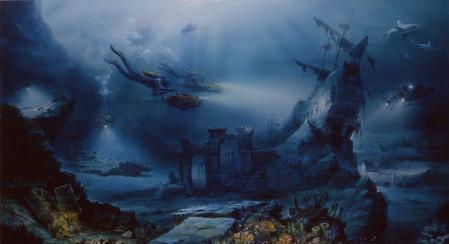 В гостях у Нептуна