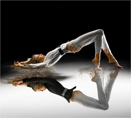 Одежда из молока на фотомоделях Андрея Разумовского — фото 5