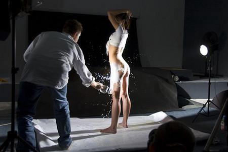 Одежда из молока на фотомоделях Андрея Разумовского — фото 13