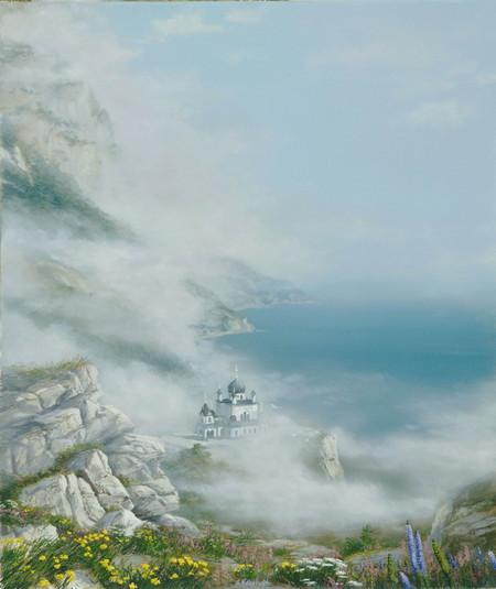 Туман над Форосом