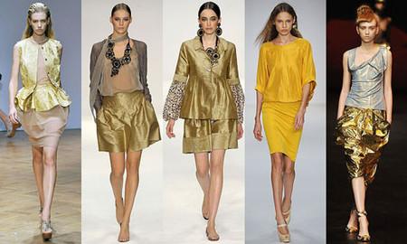 Модные юбки 2012 года — фото 4