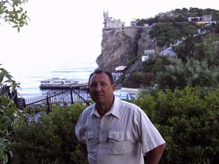 Южный берег Крыма.  Гаспра  в  мае ! — фото 1