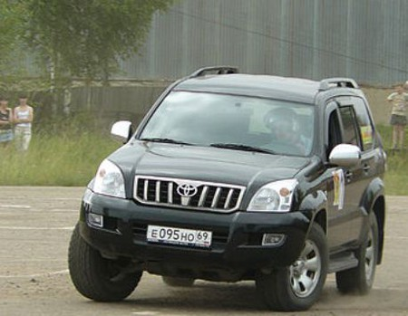 "Наша ""Крузька"". Toyota Land Cruiser Prado — фото 2"