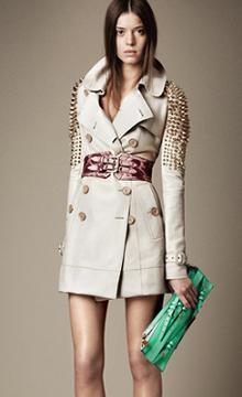 Модные плащи 2011 года — фото 1