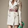 Модные плащи 2011 года