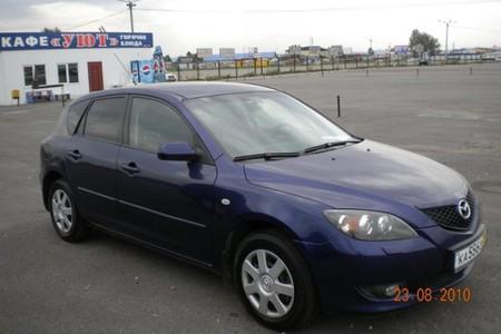 Mazda-3 — фото 1