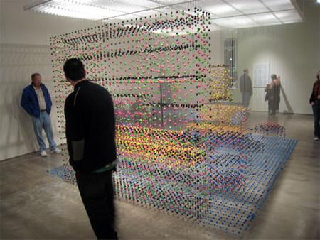 Трехмерная художественная иллюзия — фото 10