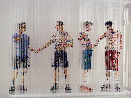 Трехмерная художественная иллюзия — фото 6