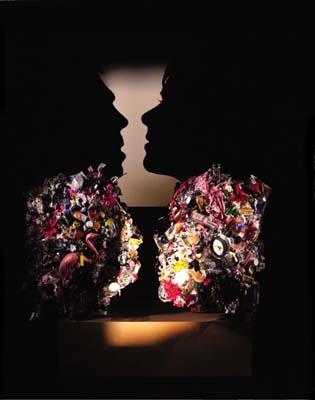 Для некоторых мусор, а для Тим и Сью  искусство — фото 6